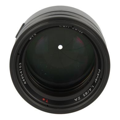 Sony SAL-85F14Z 85-127.5 mm f1.4 objectif noir - Neuf