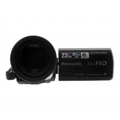 Panasonic HC-X810 schwarz - neu