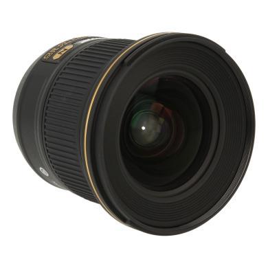 Nikon 20mm 1:1.8 AF-S G ED Schwarz - neu
