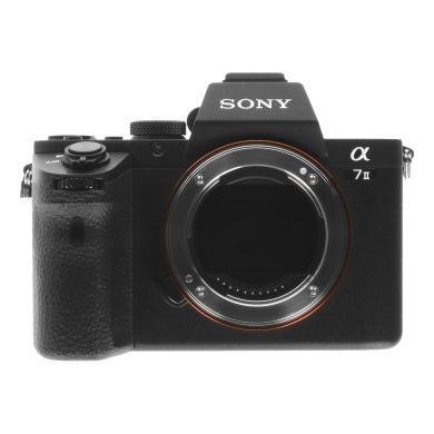 Sony Alpha 7 II / ILCE-7M2 Schwarz - neu