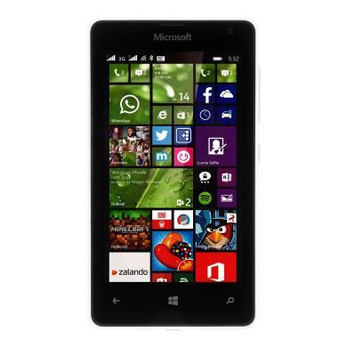 Microsoft Lumia 535 Dual Sim 8GB negro - nuevo