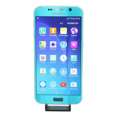 Samsung Galaxy S6 (SM-G920F) 128 GB Azul - nuevo