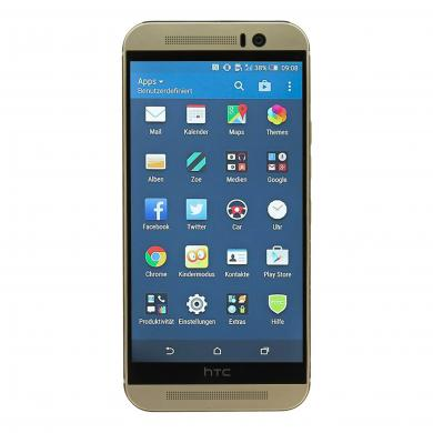 HTC One M9 32 GB oro - nuevo