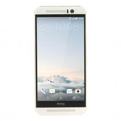 HTC One M9 32 Go or on silver - Neuf