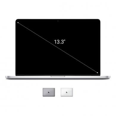 "Apple MacBook Pro 2015 13,3"" (QWERTZ) pantalla Retina Intel Core i5 2,7 GHz 256 GB SSD 8 GB plata - muy bueno"