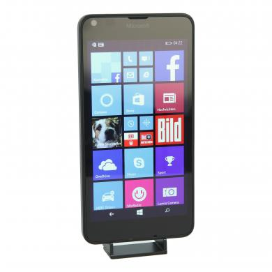 Microsoft Lumia 640 XL 8 GB negro - buen estado