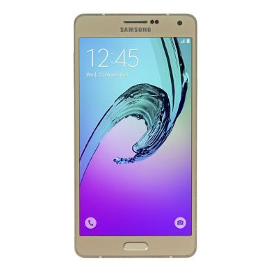 Samsung Galaxy A7 oro - nuevo