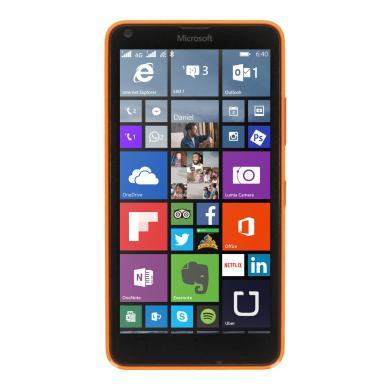 Microsoft Lumia 640 XL Dual-Sim naranja - nuevo