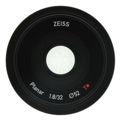 Zeiss Touit 32 mm 1:1.8 für Fujifilm X-Mount Schwarz - neu
