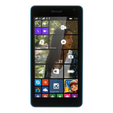 Microsoft Lumia 535 Dual-Sim 8GB cian - nuevo