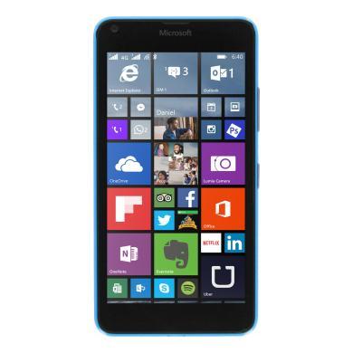 Microsoft Lumia 640 Dual-Sim 8 Go bleu - Neuf