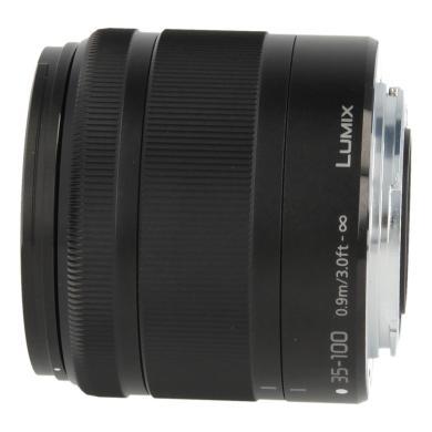 Panasonic 35-100mm 1:4.0-5.6 G Vario OIS noir - Neuf