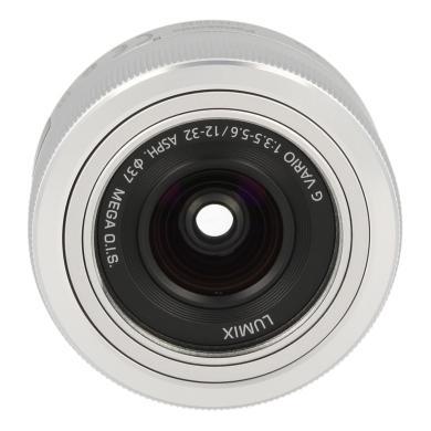 Panasonic 12-32mm 1:3.5-5.6 G Vario ASPH OIS Silber - neu