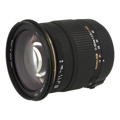 Sigma 17-50mm 1:2.8 EX DC OS HSM pour Sony/Minolta noir - Neuf