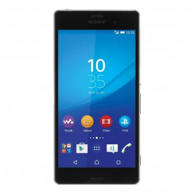 Sony Xperia Z3 Dual 16 Go noir - Neuf