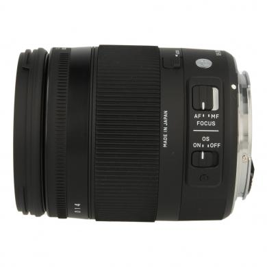 Sigma 18-200mm 1:3.5-6.3 AF DC Makro OS HSM Contemporary für Canon Schwarz - neu