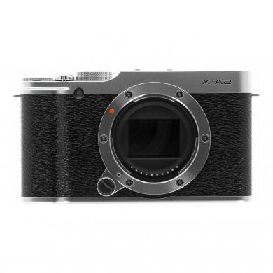 Fujifilm X-A2 argent - Comme neuf