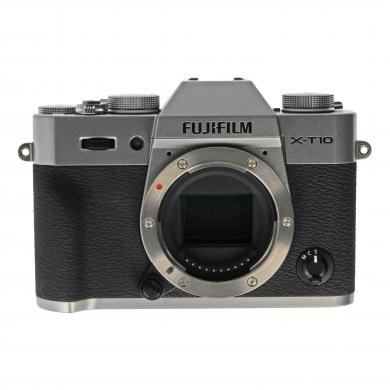 Fujifilm X-T10 plata - nuevo
