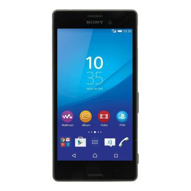 Sony Xperia M4 Aqua negro - nuevo