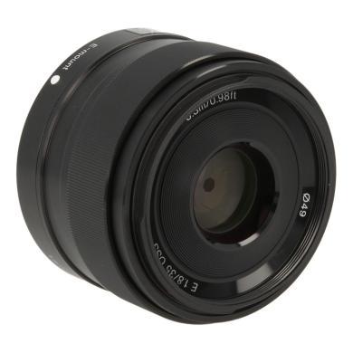 Sony 35mm 1:1.8 AF E OSS noir - Neuf