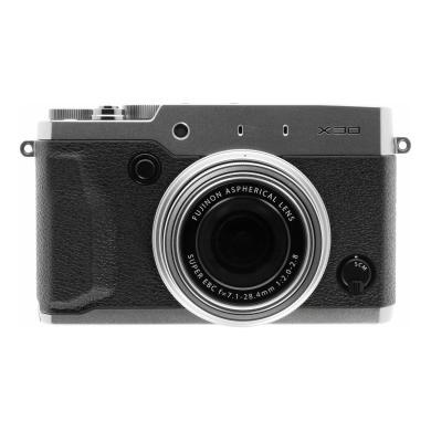 Fujifilm FinePix X30 Silber - neu