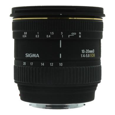 Sigma 10-20mm 1:4-5.6 EX DC D für Sony & Minolta schwarz - neu