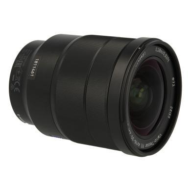 Sony 16-35mm 1:4.0 AF FE ZA OSS noir - Neuf