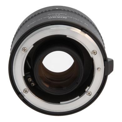 Nikon TC-20E III AF-S téléconvertisseur noir - Neuf