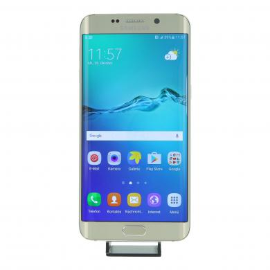 Samsung Galaxy S6 Edge Plus (SM-G928F) 32 GB oro - como nuevo