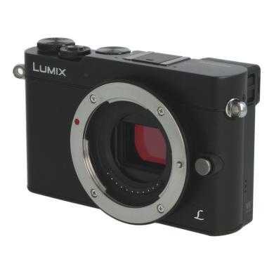 Panasonic Lumix DMC-GM5 Schwarz - neu
