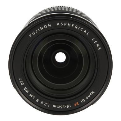 Fujifilm 16-55mm 1:2.8 XF LM WR negro - nuevo