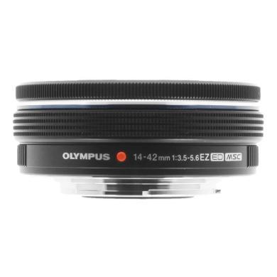 Olympus Zuiko Digital 14-42mm 1:3.5-5.6 ED EZ negro - nuevo