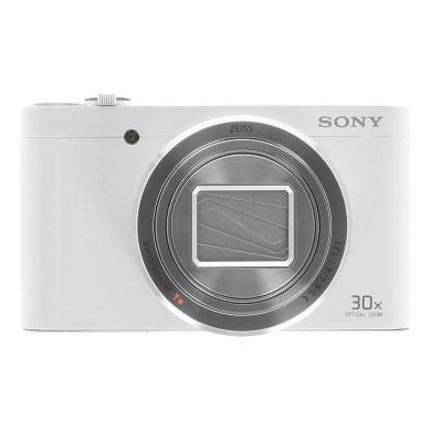 Sony Cyber-shot DSC-WX500 blanc - Neuf