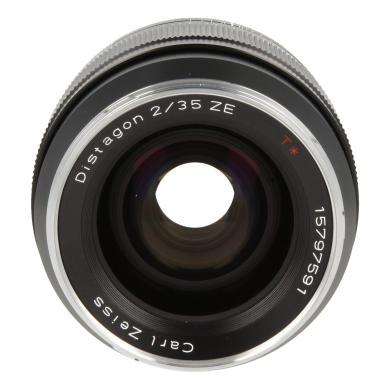 Zeiss Distagon T 2/35 ZE mit Canon EF Mount Schwarz - neu