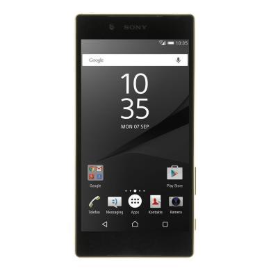 Sony Xperia Z5 32 GB Gold - neu