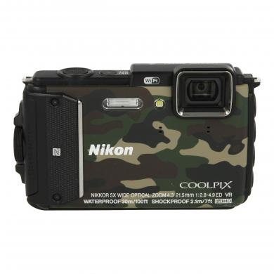 Nikon CoolPix AW130 Camouflage - sehr gut