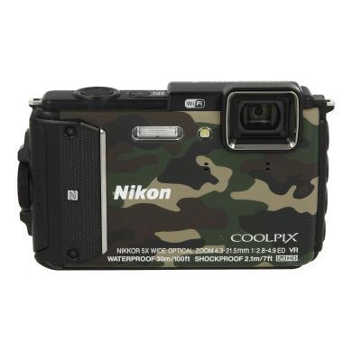 Nikon CoolPix AW130 camouflage - Neuf