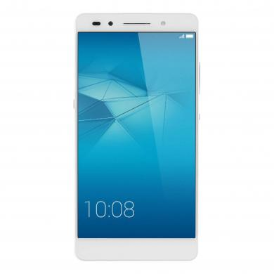 Honor 7 16 GB Silber - gut