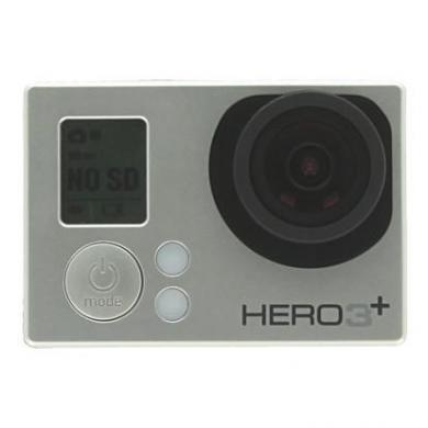 Go Pro Hero 3+ Silver Edition plata - nuevo