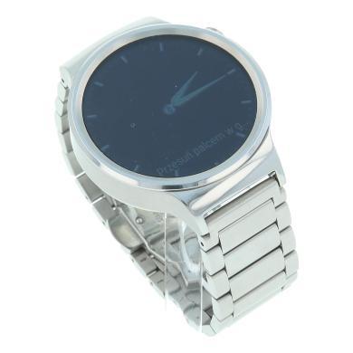 Huawei Watch Classic avec un bracelet à maillons argent - Neuf