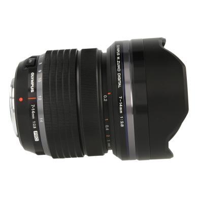 Olympus Zuiko Digital 7-14mm 1:2.8 ED PRO noir - Neuf