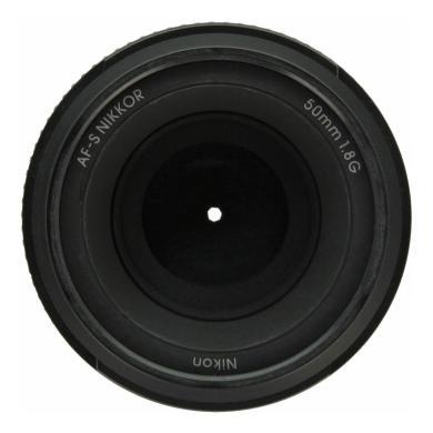 Nikon 50mm 1:1.8 AF-S G NIKKOR (Special Edition) schwarz - neu