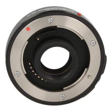 Olympus Zuiko Digital MC-14 1.4x Telekonverter negro - nuevo