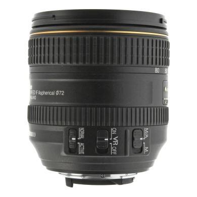 Nikon 16-80mm 1:2.8-4E ED AF-S VR DX negro - nuevo