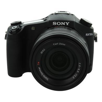 Sony Cyber-shot DSC-RX10 II Schwarz - neu