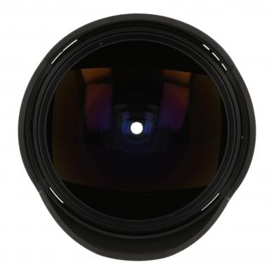 Walimex Pro 12mm 1:2.8 Fisheye pour Canon noir - Comme neuf