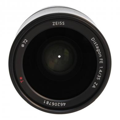 Sony 35mm 1.4 FE ZA SEL35F14Z noir - Neuf