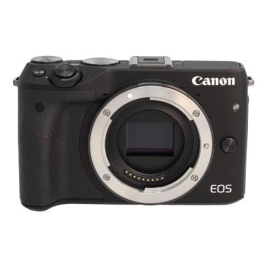 Canon EOS M3 Schwarz - neu