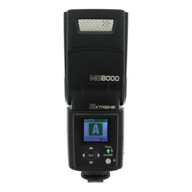 Nissin Speedlite MG8000 pour Nikon noir - Neuf