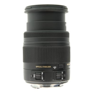 Sigma pour Canon 18-250mm 1:3.5-6.3 AF DC Macro OS HSM noir - Neuf